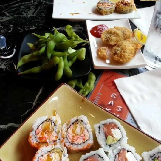 Raku sushi stanford crossing roseville ca for Anthony s italian cuisine sacramento