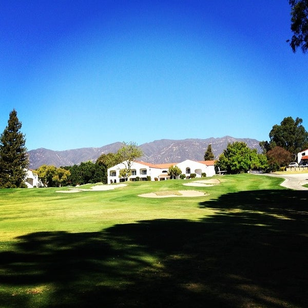 Photo taken at Ojai Valley Inn & Spa by Anna Y. on 2/21/2014