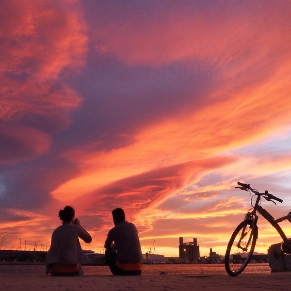 Photo taken at Port de Tarragona by Juanjo F. on 4/1/2015