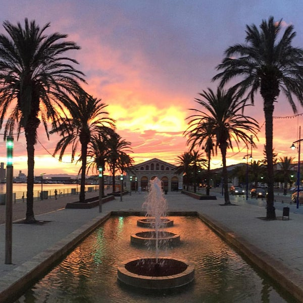 Photo taken at Port de Tarragona by Juanjo F. on 9/7/2015