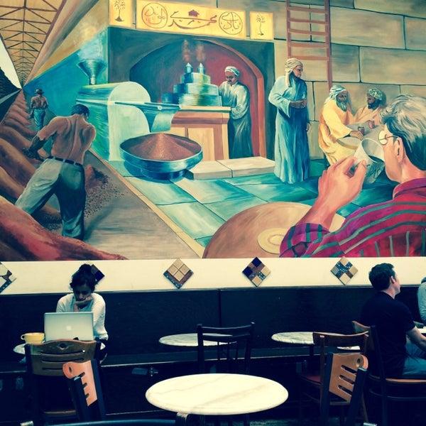 Photo taken at Spasso Coffeeshop by Koline on 4/13/2014