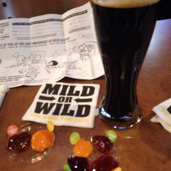 Photo taken at Buffalo Wild Wings by Greg B. on 2/26/2015