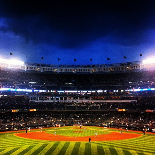 Photo taken at Yankee Stadium by Griffin S. on 7/10/2013
