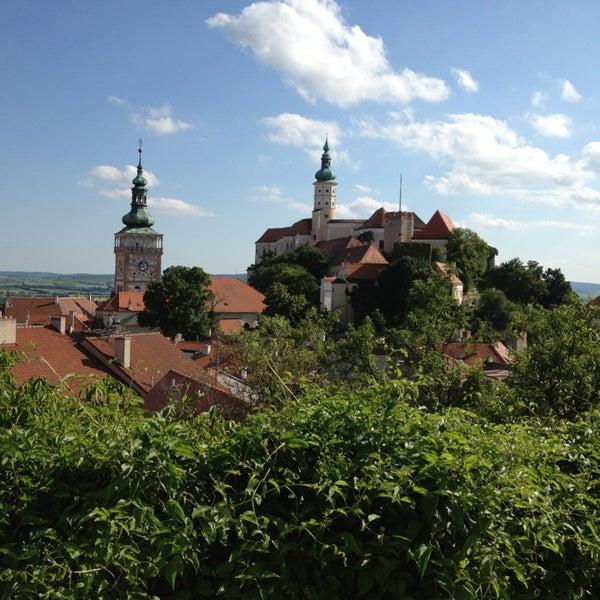 Photo taken at Zámek Mikulov by Matej S. on 6/16/2013