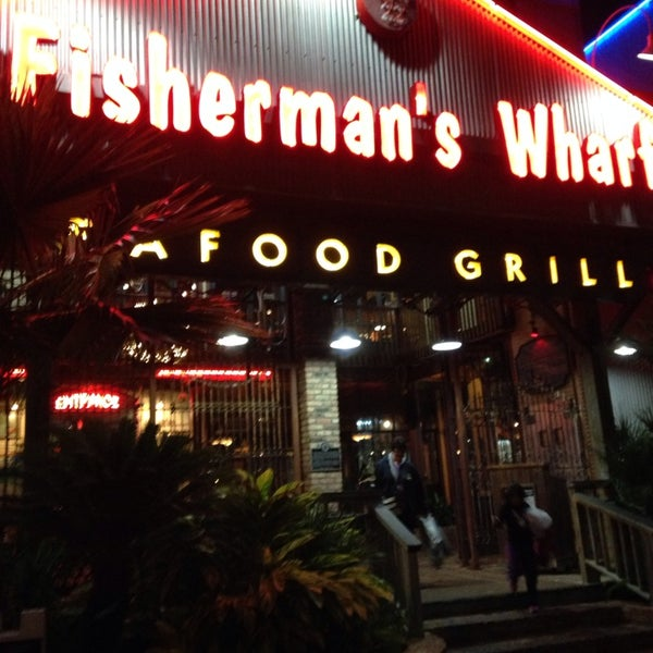 Photo taken at Fisherman's Wharf by Carla G. on 12/30/2013