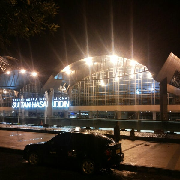 Photo taken at Sultan Hasanuddin International Airport (UPG) by Irsan T. on 6/6/2013