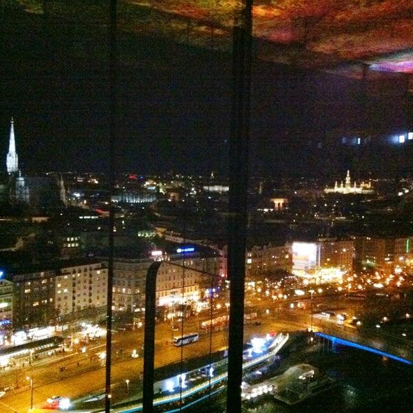 Photo taken at Sofitel Vienna Stephansdom by Mark Lindley M. on 12/26/2012