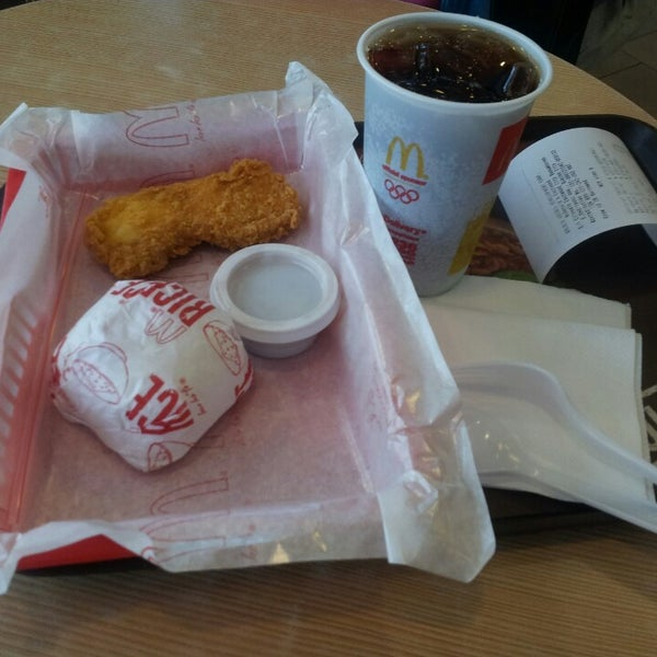 Photo taken at McDonald's by Borgy Wally M. on 1/13/2014