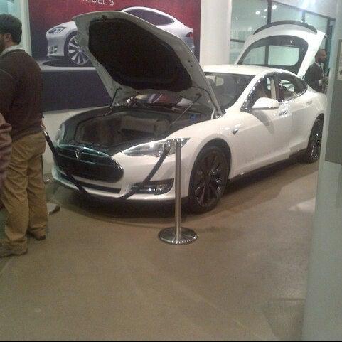 Tesla New York Chelsea 6 Tips