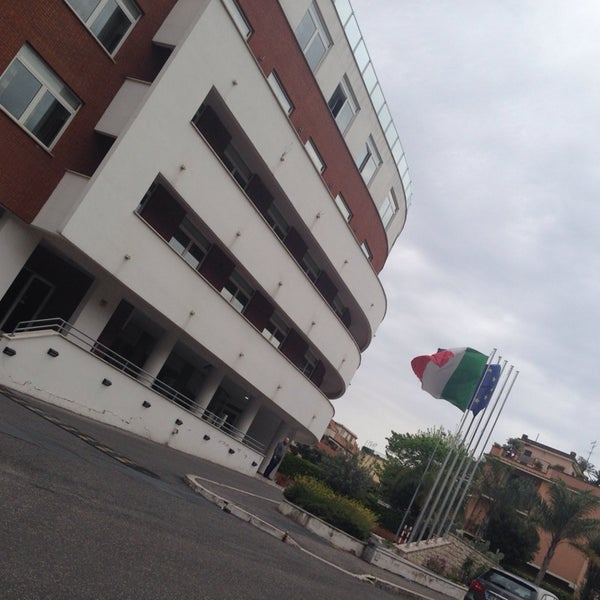 Photo taken at Hotel Capannelle by Chiara C. on 4/19/2014