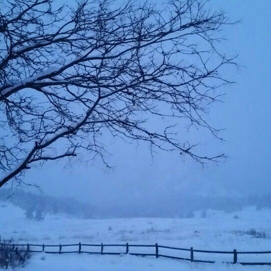 Photo taken at Colorado Chautauqua National Historic Landmark by Jeremiah O. on 2/2/2016