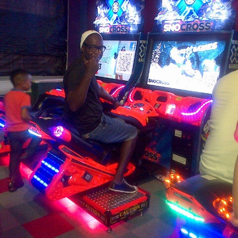 Photo taken at Trincity Mall by Marvin W. on 7/21/2013