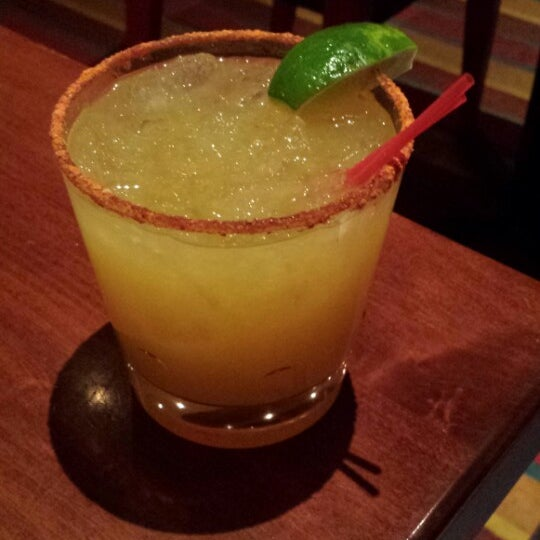 Photo taken at Rosa Mexicano by Rosanna R. on 3/27/2014