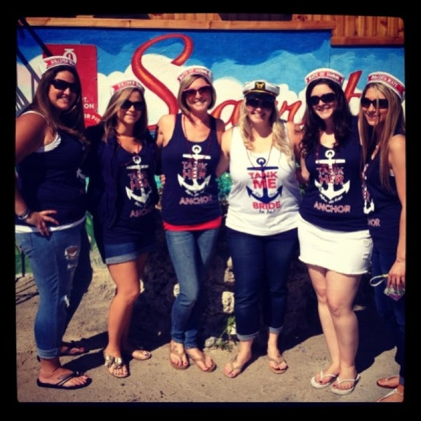 Photo taken at Seacrets by Mindy Y. on 9/14/2013