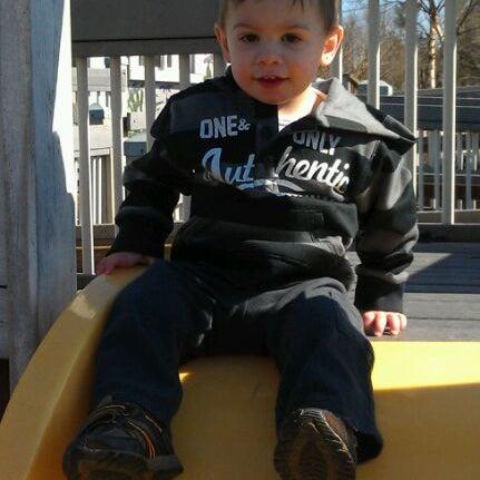 Photo taken at Annie's Playground by Danalee P. on 3/11/2012