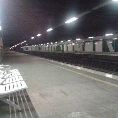 Photo taken at Estació de Tren - València-Cabanyal by Ricky S. on 7/14/2013