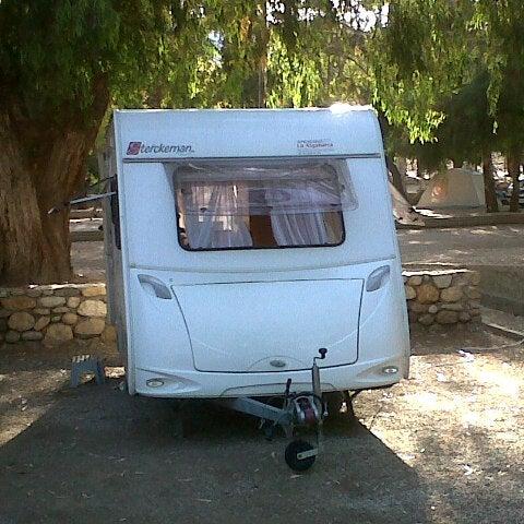 Camping el cantal campground for Oficina turismo mojacar