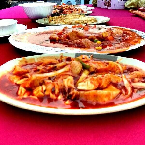 Azian seafood tom yam selayang selayang selangor for Azian cuisine menu