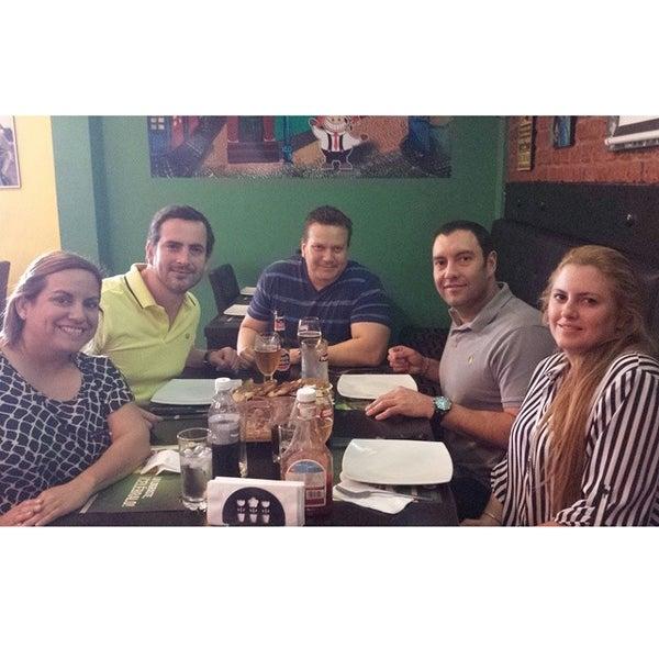 Photo taken at Durán by Locos a la Parrilla .. on 8/9/2014
