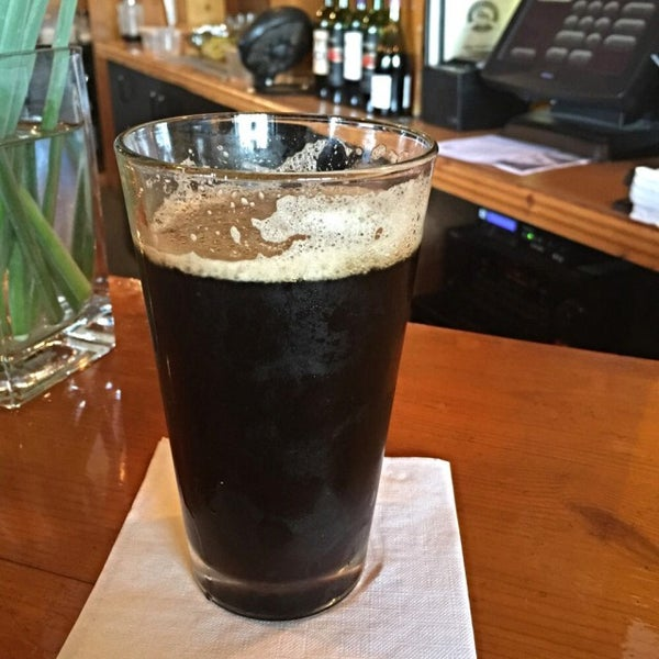 Photo taken at La Conner Brewing Company by Christopher W. on 2/20/2015