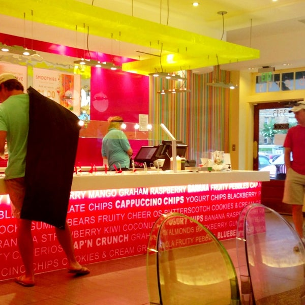Photo taken at YogiBerry by Kenneth W. on 7/27/2013