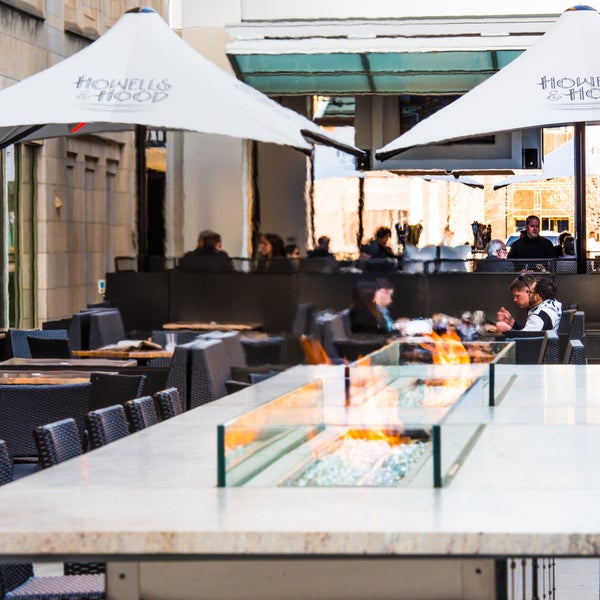 Howells hood american restaurant in chicago for American cuisine chicago