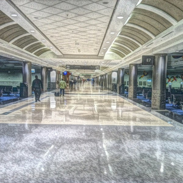 Photo taken at Hartsfield-Jackson Atlanta International Airport (ATL) by Nathan K. on 3/2/2013