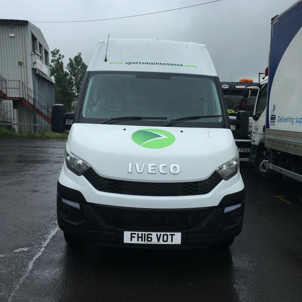 Sherwood iveco woodhouse sheffield sheffield for Timetable 85 sheffield