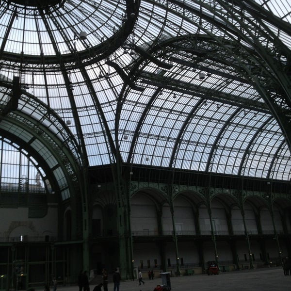 Photo taken at Grand Palais by Roel A. on 6/23/2013
