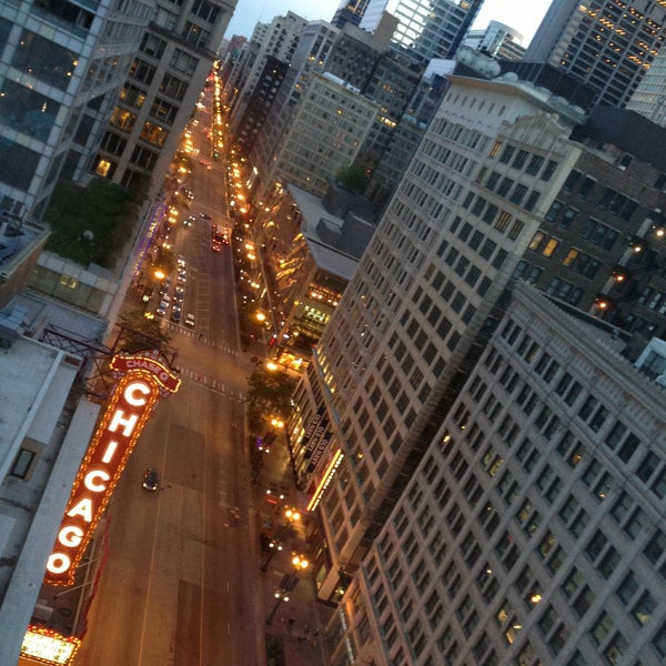 Photo taken at theWit Chicago - A DoubleTree by Hilton Hotel by Neha M. on 6/8/2013