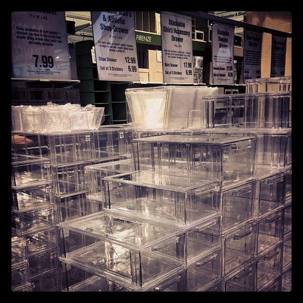 Photo taken at The Container Store by Jenn B. on 5/19/2013