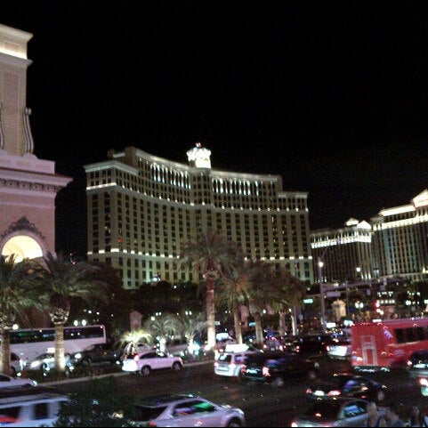 Photo taken at The Las Vegas Strip by Malpais C. on 7/28/2013