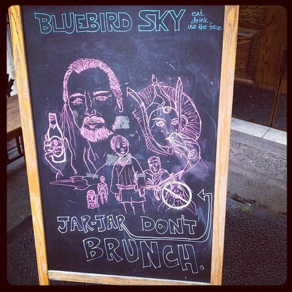 Photo taken at Bluebird Sky by Joshua G. on 3/9/2012