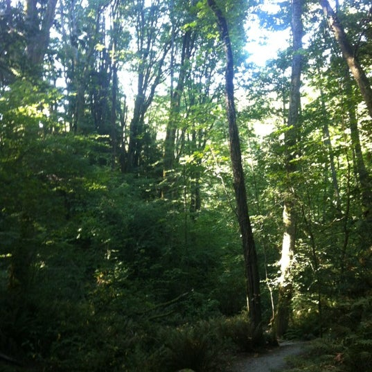 Photo taken at Carkeek Park by Janet Nami M. on 9/6/2012