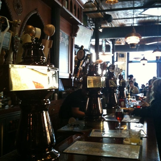 Photo taken at HopCat by Bari F. on 1/8/2011