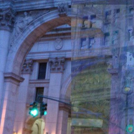 Photo taken at NYC Municipal Building by Brazen L. on 4/30/2012