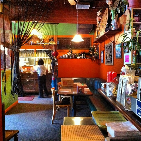 Best Thai Restaurant In Portland Me