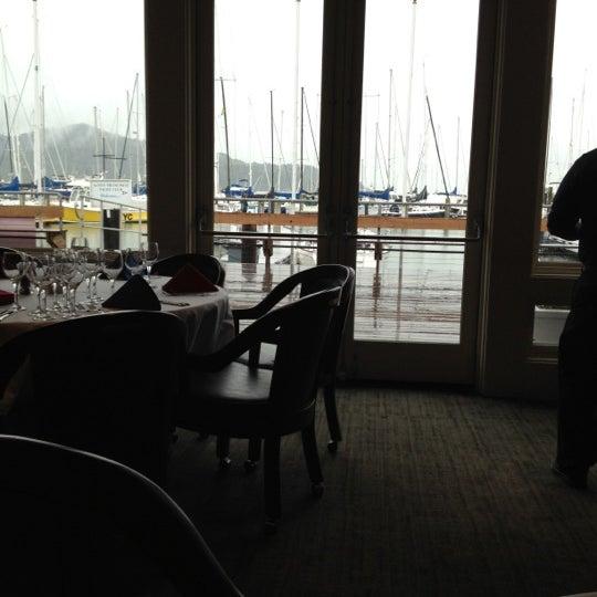 Photo taken at San Francisco Yacht Club by Linda R. on 3/24/2012