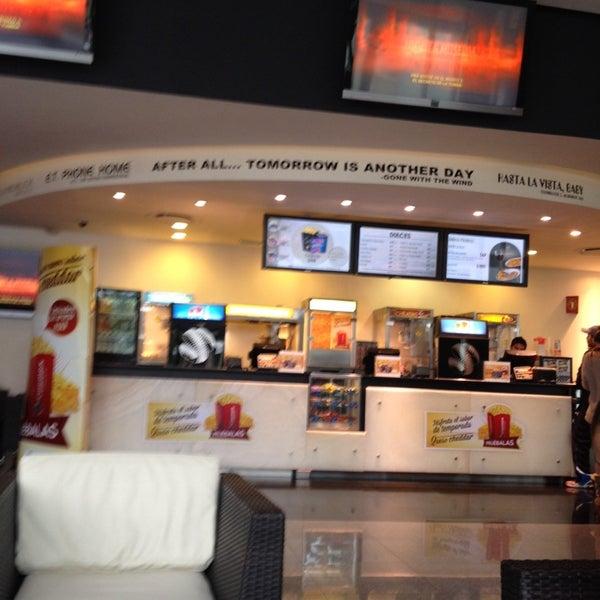 Photo taken at Cinemex by Victor Hugo H. on 9/16/2014