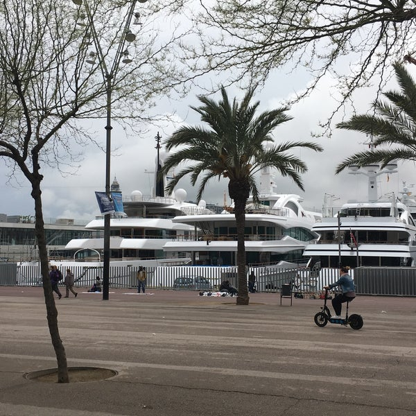 Photo taken at OneOcean Port Vell Barcelona by Daniela T. on 5/8/2016