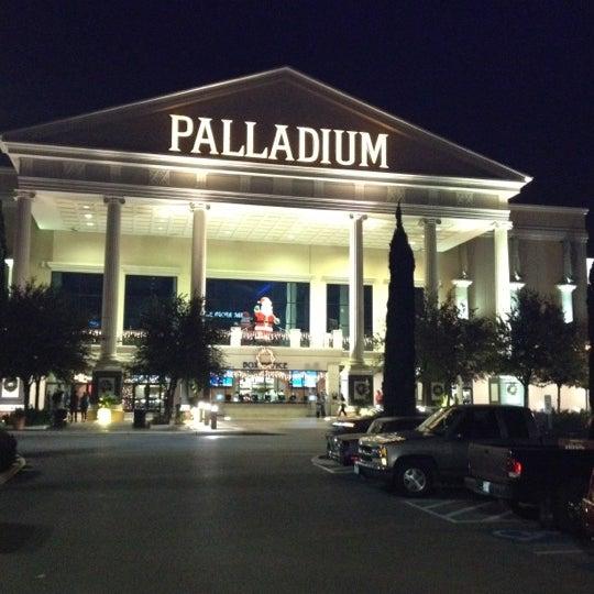 Santikos Palladium Imax Movie Theater In San Antonio