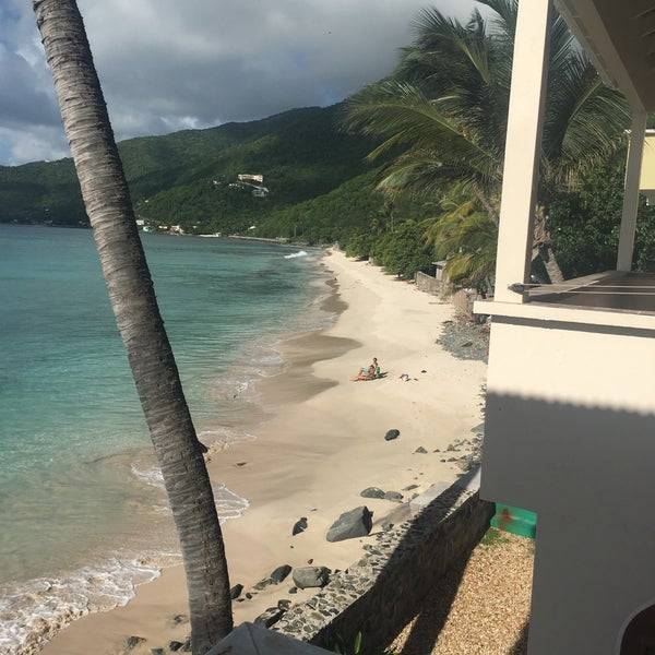 Sebastian's On The Beach Hotel Tortola