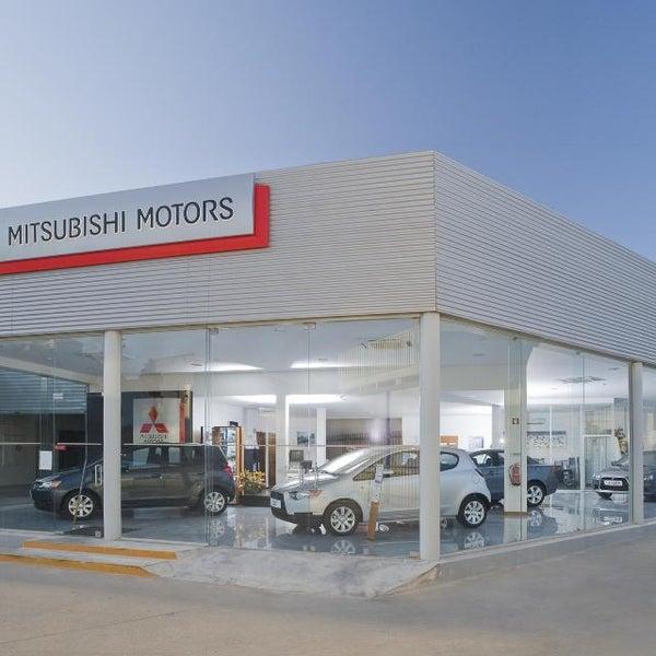 Mitsubishi Houston: Entreposto Algarve, Concessionário Mitsubishi