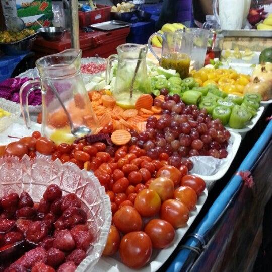 Photo taken at หน้า ม.มหิดล ศาลายา by Isbella B. on 10/17/2012