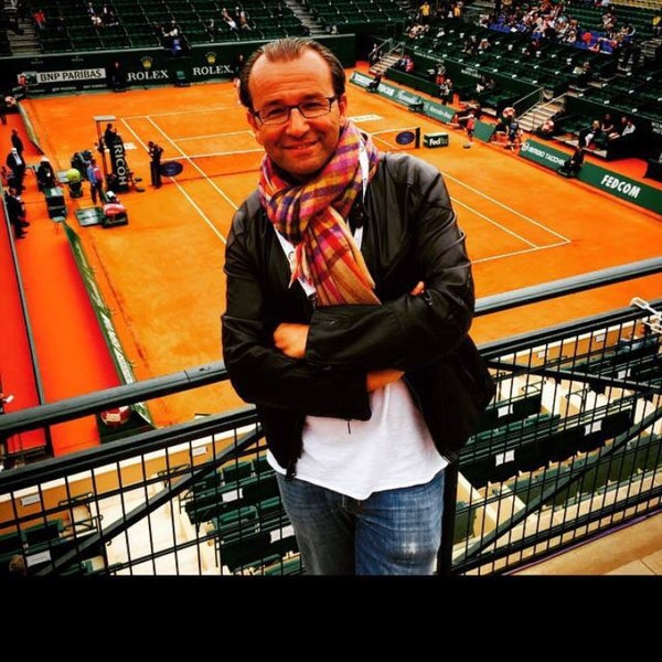 Photo taken at Monte-Carlo Country Club by Fm D. on 4/16/2015