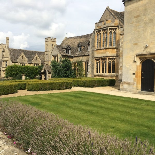 Photo taken at Ellenborough Park by Shawn J. on 8/24/2014