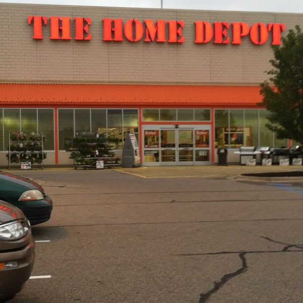 The home depot grand haven mi for Home depot 600 exterior street