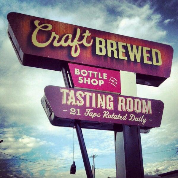 Craft Brewed Nashville