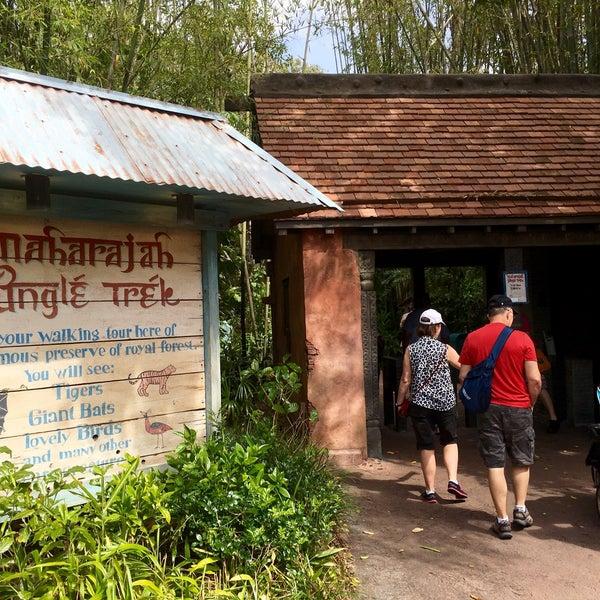 Photo taken at Maharajah Jungle Trek by Tim A. on 3/10/2016