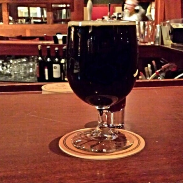 Photo taken at Iron Hill Brewery & Restaurant by Gerry D. on 2/26/2014